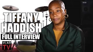 Tiffany Haddish on Shaving Her Head, Drake Standing Her Up, Joining Scientology (Full Interview)