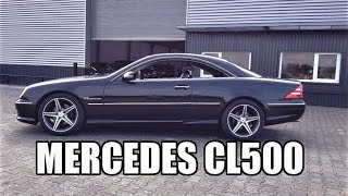 Just very good !! Mercedes CL500 W215 2001 Review & TestDrive JMSpeedshop !