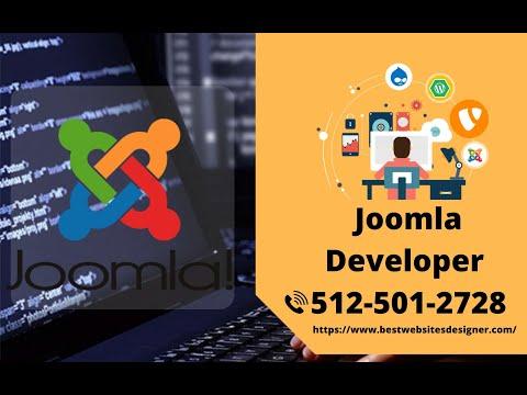 Joomla Developer Austin  | (512-501-2728) | Joomla Development Company