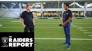 Coach Gruden Talks 2021 Offseason & Alex Leatherwood Sits Down w/ Lincoln Kennedy | Raiders