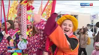 Сегодня в Омске открылся шестой Международный фестиваль театров кукол «В гостях у «Арлекина»