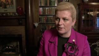 Don't Lecture Me - Kolinda Grabar-Kitarovic | MPB