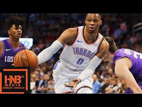 Oklahoma City Thunder vs Phoenix Suns