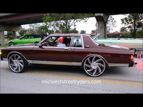 2 Door Box Chevy on 26S - Box Chevy Caprice Ls On Forgiatos Lsx C B Zl - 2 Door Box Chevy on 26S