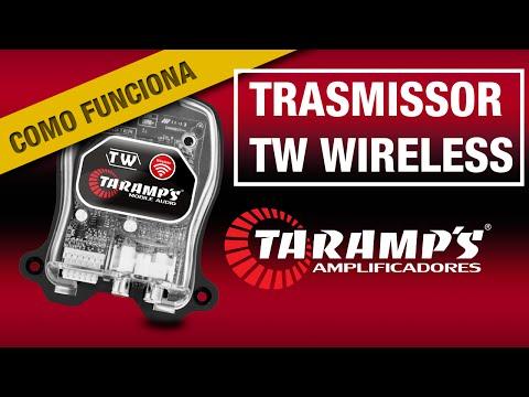 Baixar Transmissor Wireless TW Taramps - Alta qualidade em Transmissão de Audio - By SomSC.com.br