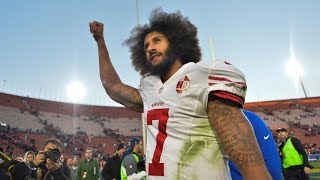What believing in Colin Kaepernick means for Nike