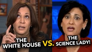 The White House vs. The Science Lady!