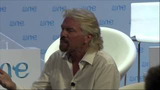 What millennials wanted to know from Richard Branson