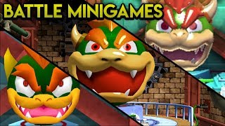 Evolution of Battle Minigames in Mario Party Games (1998-2018)