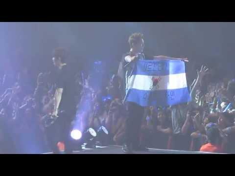 [fancam] 230413 Super Show 5 in Argentina - Sunny / Wonder Boy
