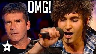 Singer Puzzled Simon Cowell on Britain's Got Talent | Got Talent Global