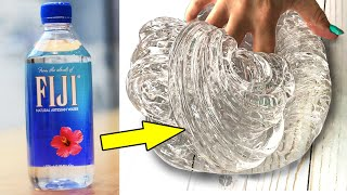 Testing NO GLUE SLIME and 1 INGREDIENT VIRAL SLIME Recipes from JSH DIY