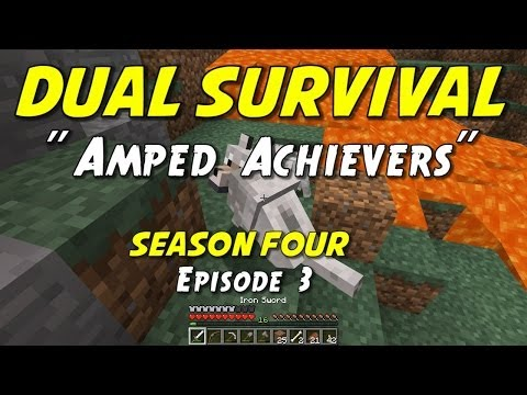 Minecraft Dual Survival | S4E3 |