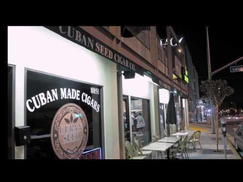 CubanSeed Cigar Co. Timelapse video