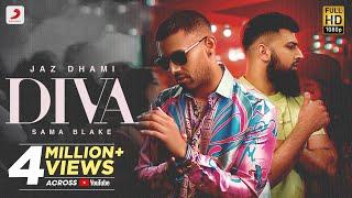 Diva – Jaz Dhami Ft Sama Blake Video HD