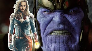 Why Thanos Should Fear Captain Marvel