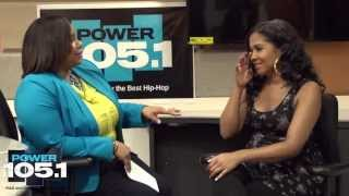 """Angela Yee Exclusive Interview With WMDSF Magazine """"MUST SEE"""""""