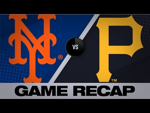 Ramos drives in 6 runs to lead Mets | Mets-Pirates Game Highlights 8/3/19