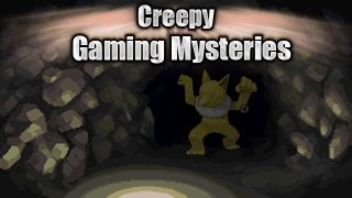 Creepy Gaming Mysteries: Hypno's Lullaby in Pokemon (Creepypasta)