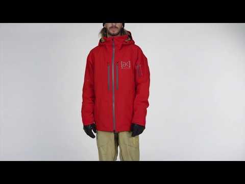 Burton AK Swash Jacket -  Flame Scarlet