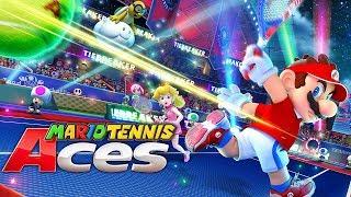 MARIO TENNIS ACES #1 - A LENDA DA RAQUETE MALIGNA