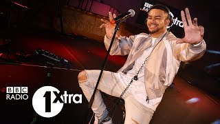Drake - Greece (Cover) - Wes Nelson | BBC 1Xtra Live Lounge