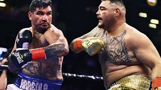 Andy Ruiz vs. Chris Arreola | Best Knockouts
