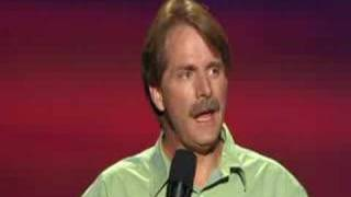 Jeff Foxworthy -Medicine Side Effects