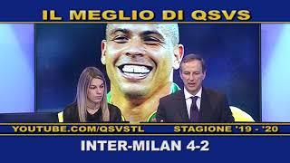 QSVS - I GOL DI INTER - MILAN 4-2  - TELELOMBARDIA / TOP CALCIO 24