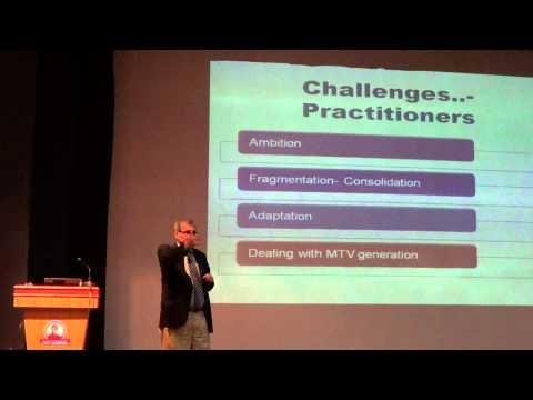 Lecture part 2 By Prof.Mithleshwar Jha, IIM Bengluru in VIT Campus, Jaipur