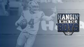 Hangin' with the Boys: Is Dak The Guy? | Dallas Cowboys 2021