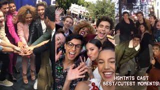 HSMTMTS best/cutest cast moments | compilation