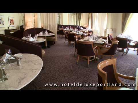 Gracie's Restaurant - Hotel deLuxe Portland