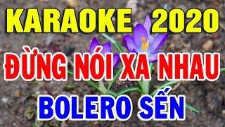 Karaoke Nhạc Sống Bolero Trữ Tình Hay Nhất | Liên Khúc Rumba Hải Ngoại | Trọng Hiếu