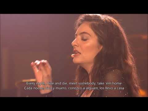 Lorde - Perfect Places (Acoustic Live)