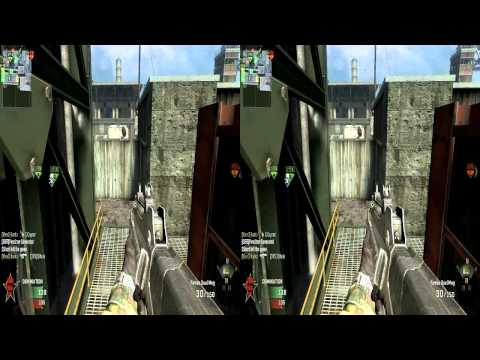 Call of Duty Black Ops Gameplay 2 in 3D