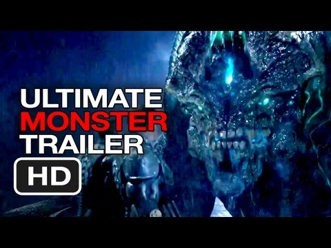 Pacific Rim Ultimate Monster Trailer (2013) Guillermo Del Toro Movie HD