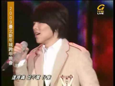 2009臺北新年城跨年晚會 - 蕭敬騰 - 疼愛