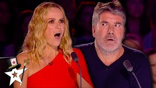 How Did They Do That? Best Magicians on Britain's Got Talent 2019   Magicians Got Talent