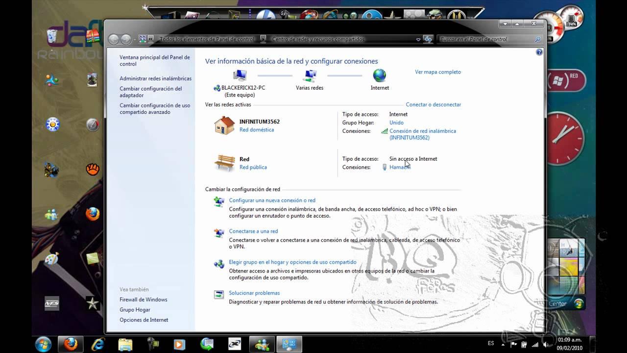 Como saber la clave de mi internet por mi pc laptop y for Como disenar mi cocina por internet