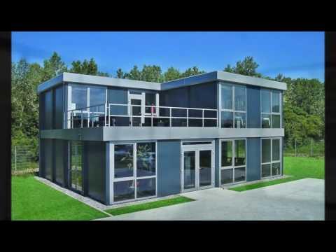 Модульные здания и конструкции Losberger