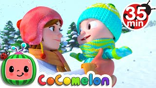 Fun In The Snow + More Nursery Rhymes & Kids Songs - CoComelon