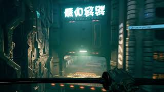 GHOSTRUNNER Gameplay | Hardcore Cyberpunk First Person Ninja Slasher Game |