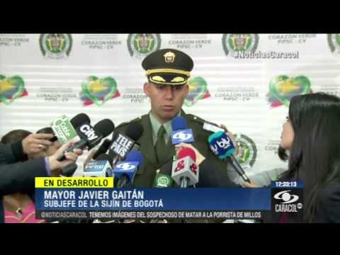 ¿Lo identifica? Este es el presunto asesino de la porrista de Millonarios - 5 de Diciembre de 2013