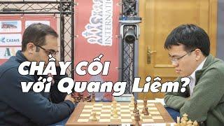 Ván cờ hay không cưỡng nỗi của Lê Quang Liêm ở giải cờ vua HDBank 2017