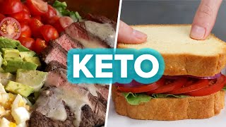 6 Keto-Friendly Meals