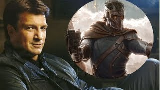 AMC Movie Talk – Nathan Fillion In GUARDIANS OF THE GALAXY, Chewbacca Back For STAR WARS