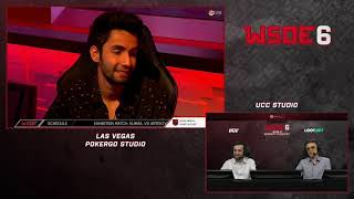 (RU) WSOE 6: Dota 2 - Serenity's Destiny - Day 1 | showmatch| Arteezy vs Sumail | by @Mr_Zais & @MrD