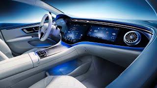 All-New Mercedes-Benz EQS - INTERIOR