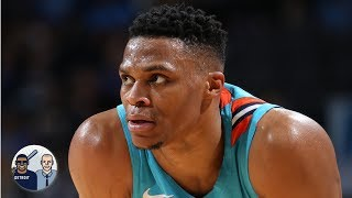 Russell Westbrook 'still dominating' despite shooting troubles - Jalen Rose | Jalen & Jacoby